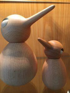Seit über 60 Jahren zeigen uns die ,besonderen Vögel , unsere Stimmung an